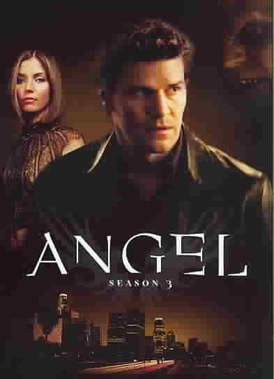 ANGEL SEASON 3 BY ANGEL (DVD)